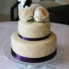 Engagement 2 Tier Cake Birdys