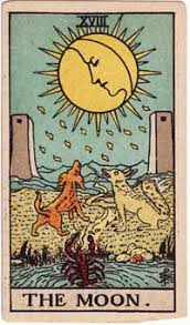The moon is a tarot card that represents the subconscious, hidden intentions, instincts, and intuition. Meaning Of The Moon Tarot Card Tarot Moon