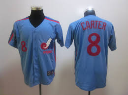 fast Carter Expos Best Throwback Jerseys Montreal Best-loved discount Jerseys To jerseys Jersey Delivery Buy Mlb Blue 8 Mlb