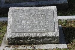 Hannah Sims Parker (1860-1921) - Find A Grave Memorial