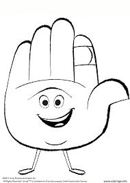 Dessin Emoji Cool Coloriage Gratuit A Imprimerlllllll