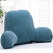 chair inserts for back support. kenmont luxury lumbar support cushion reading pillows sofa chair back supports pillow bed rest lounger t inserts for w