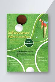 Golf Tournament Flyer Template Popular Wind Golf Tournament Flyer Template Psd Free