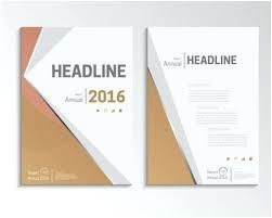 Annual Report Template Unique Pics Simple Financial Summary