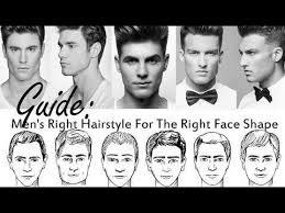How To Pick A New Hairstyle how to choose best hairstyle for your face shape for men how to 1188 by stevesalt.us