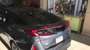 2017 Prius Prime Big Two Toyota - YouTube