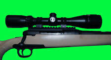 Savage Scope Base Chart Savage Hunting Scope Mounts For Sale Ebay