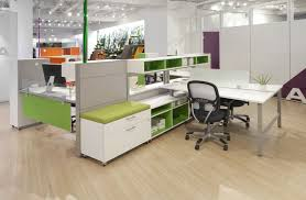 Contemporary Office Furniture Lincoln Public Schools District Office Sinclair Hille Architects