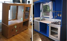 how to repurpose old furniture. If You Haven\u0027t Yet Seen One Of These Adorable Furniture-turned-play-kitchen Redos That Are Taking The Internet By Storm, Probably Live Under A Rock. How To Repurpose Old Furniture