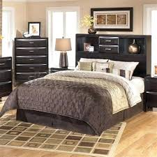 Bookcase Headboard Bedroom Set Signature Design Kira Ashley ...