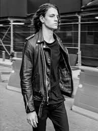 exclusive beautiful photos of beautiful people in the leather biker jacket that started it all gq