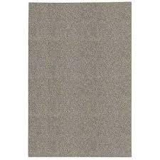 bismarck slate custom area rug with pad