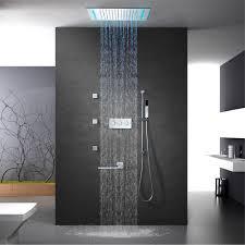 Günstige Kaufen 16 Farben Dusche Panel Regendusche
