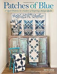 Patches of Blue: 17 Quilt Patterns and a Gallery of Inspiring ... & Patches of Blue: 17 Quilt Patterns and a Gallery of Inspiring Antique Quilts:  Edyta Sitar: 9781604689105: Amazon.com: Books Adamdwight.com