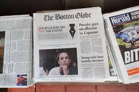 Tabloid newspapers, durban north, south africa. Newspaper Revenue Drops As Local News Interest Rises Amid Coronavirus