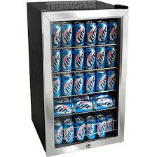 details about countertop locking glass door beverage refrigerator display cooler mini fridge