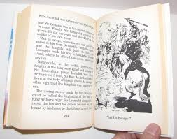 king arthur and the knights of the round table by howard pyle great ilrated