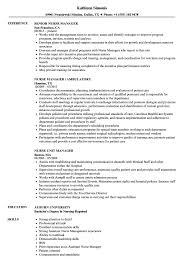 Nurse Nurse Manager Resume Samples Velvet Jobs