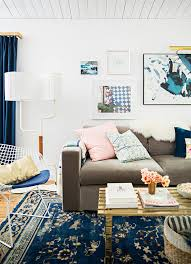 emily henderson home family room curbed style to domino
