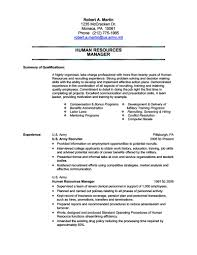 Army Resume Sample Army Resume Sample Yun60co Resume Templates For Military To Civilian 1