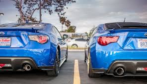2015 07X WRB vs 2013 02C WRB (Updated World Rally Blue Color ...