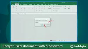 Encrypted Excel Files How To Protect Your Excel Document With A Password
