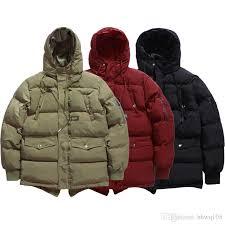 men s winter jackets green red black hooded quilted puffer jacket long thicken er jacket parka coat outerwear m 2xl sh0613 fleece jacket mens winter