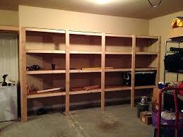 wooden garage shelves garage storage cabinets plans garage shelves build 6 wood garage storage shelves plans