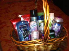 great gift idea full of toiletries