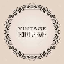 Border frame victorian Different Style Round Vintage Ornate Border Frame Victorian And Royal Baroque Style Decorative Design Elegant Frame 123rfcom Round Vintage Ornate Border Frame Victorian And Royal Baroque