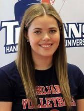Myra Payne 2019 Volleyball Roster | Hannibal-LaGrange University Athletics