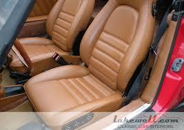 front seat restoration kit 2 seats