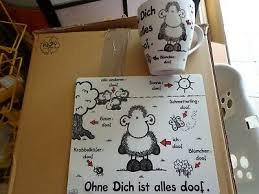 Sheepworld Ohne Dich Ist Alles Doof Eur 1200 Picclick De