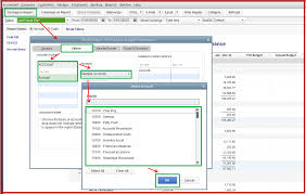 Print Chart Of Accounts In Quickbooks How To Have Inactive Accounts Not Show Up In New P L Budget