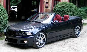 Sport Series bmw m3 2004 : BMW M3 (E46) Convertible 2004