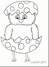 Easter Colouring Pages For Toddlersl L