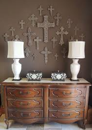 creative inspiration wall cross decor amazing con fine site lovely ideas or best 25 collage on