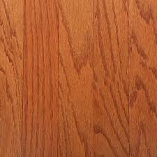 how thick is bruce hardwood flooring