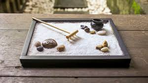 desk zen garden. relieve your stress at work with a desktop zen garden desk s