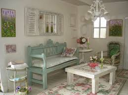Shabby Chic Living Rooms Living Room Nice Shabby Chic Living Room With Small Fireplace