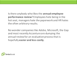 Microsoft Performance Reviews 4 Ways Peer Recognition Makes Performance Reviews Stronger Tembosoc