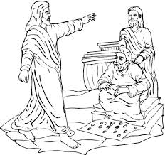 Small Picture Jesus clears the temple coloring page Free Printable Coloring Pages