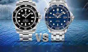 Better Rolex Ω Vs Is Omega Submariner Which Seamaster