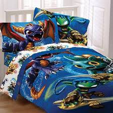 Skylanders Bedding And Bath Collection