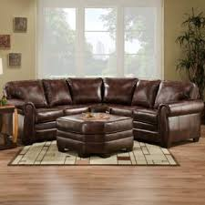 living room ideas with brown sectionals. Room · Living On Bombay Arm Brown Leather Sofa Sectional Ideas With Sectionals
