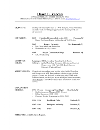 ... cover letter Objective In A Resume Examples Objective To Inspire You  How Make The Bestbest resume