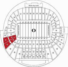 Autzen Stadium Seating Chart Bryant Denny Stadium Visitor Seating Chart 2019