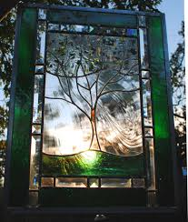 stained glass window panel personalized and similar items il fullxfull 653419403 4q7h