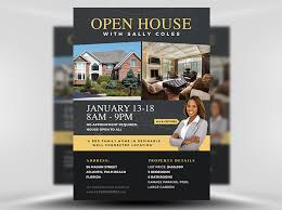 open house flyers template open house flyer template 2 flyerheroes