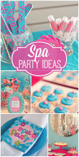 23 best images about Spa Party on Pinterest